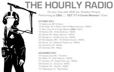 The Hourly Radio